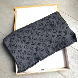 Lv 新款男裝羊毛scarf