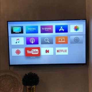 43 inch RCA flatscreen TV