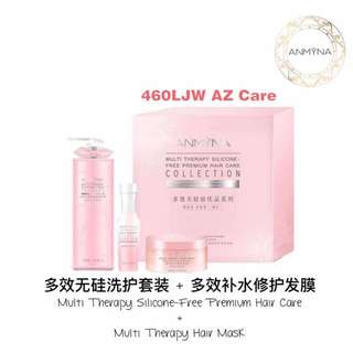 Multi Therapy Silicone-Free Premium Hair Care & Hair Mask Collection