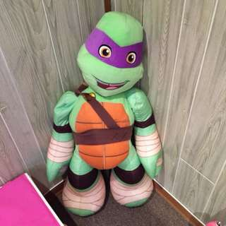 Teenage mutant turtle