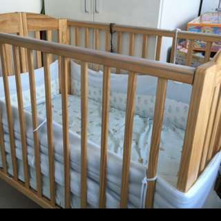 0/3 baby BB床 嬰兒床
