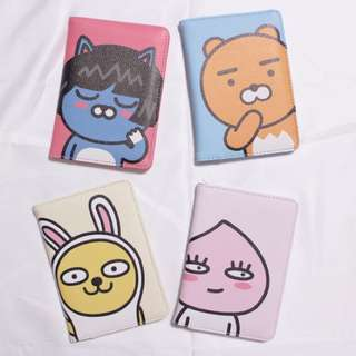 Kakao Friend Passport Cover