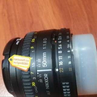 Nikko 50mm 1.8D