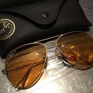 Ray-Ban AVIATOR GRADIENT 太陽眼鏡