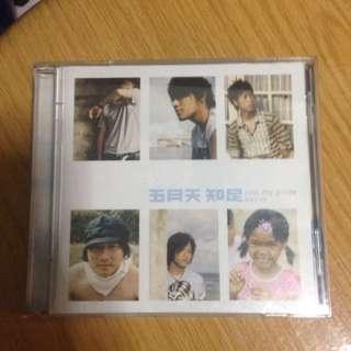 CD 五月天