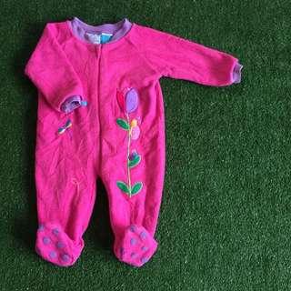 6-12m Baby Onesie Costume Pajama Sleepsuit