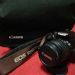 Canon EOS 1100D - Brown Color