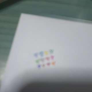 Colour pen 0.5mm