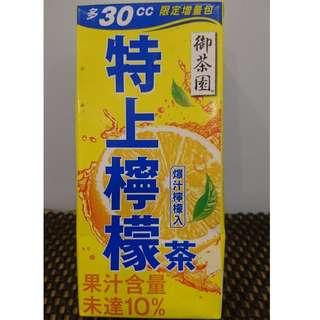 御茶園 特上檸檬茶(330ML) 六入