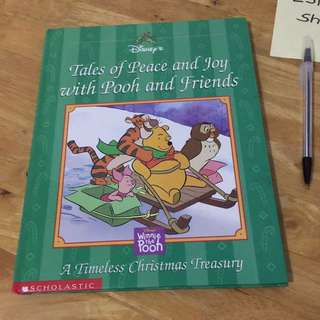 Disney's Winnie The Pooh - Tales of Peace and Joy with Pooh and Friends