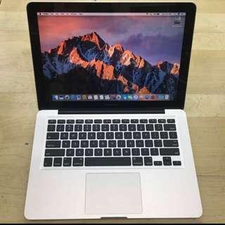 "Cheapest Ever 13"" Core i5  MacBook Pro"
