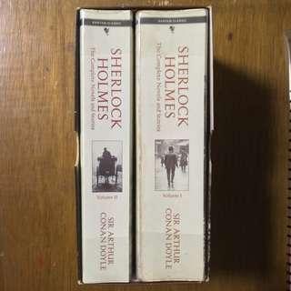 Scherlock Holmes Complete Novels and Stories (Bantan Classic)