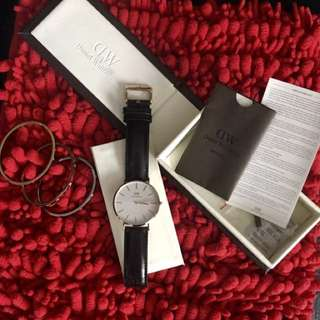Daniel Wellington Watch (Authentic)