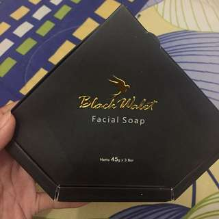 BLACK WALET SOAP ORIGINAL