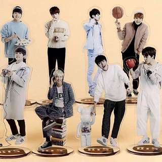 21CM STANDEE