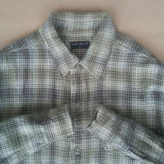 FLANNEL UNIQLO