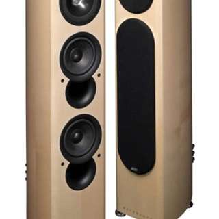 KEF REFERENCE 205/2 - Top of the line audiophile speakers