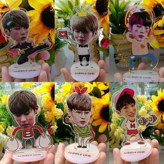 [ LIMITED EDITION] WANNA ONE STANDEE
