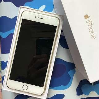 iPhone 6 Plus 金 16GB