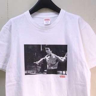 Supreme Bruce Lee tee *White*