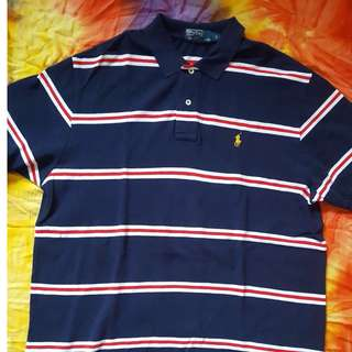RALPH LAURE POLO SHIRT
