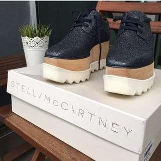 Deep Blue Elyse Shoes by Stella McCartney
