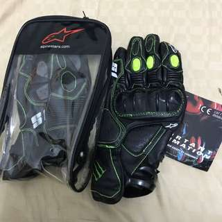 Alpinestars Bike Glove Leather
