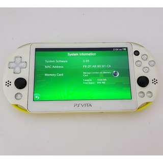 PS Vita 2000 Slim