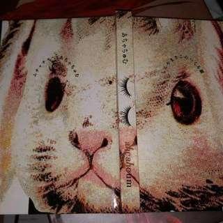 日系雜誌包設計藝術 兔子貓咪鴨子明信片書 可當畫冊收藏 聖誕節交換禮物