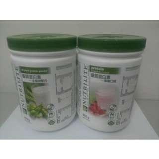 安麗蛋白素 紐崔萊優質蛋白素 高蛋白任選( 原味/草莓口味)