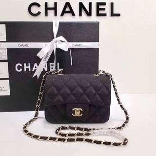 Chanel mini 方胖子