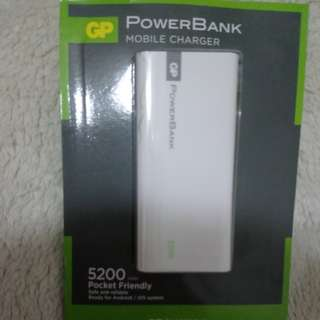 GP 全新正貨尿袋 power bank(包平郵)😙