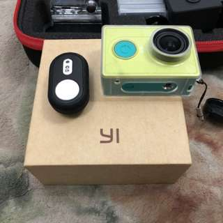 Xiaomi Xiaoyi Action Camera 2K Complete set