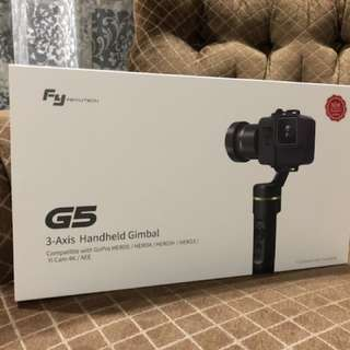 Feiyu G5 (New Version) 3-Axis Handheld Gimbal + Spare Battery
