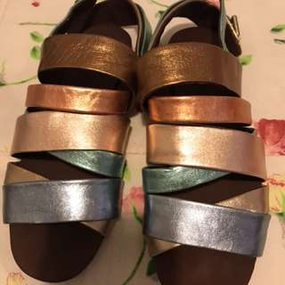 See by Chloe sandals 37 1/2
