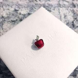 New Genuine DISNEY Snow White Apple Pandora Charm
