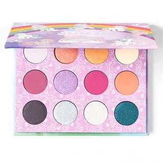 colourpop mlp palette