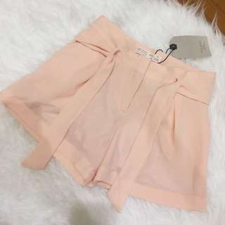 Zara Original Pink Kids Shorts
