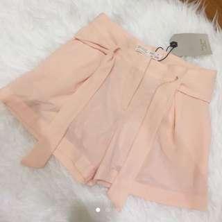 Zara Original Pink Shorts