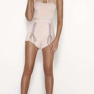 BAKER Shorts (Blush)
