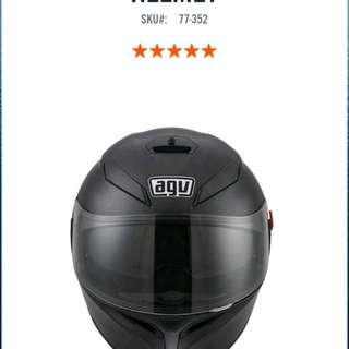 Womens AGV K3 Helmet.