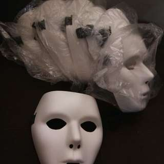 Jabbawockeez Mask