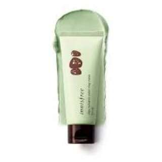Innisfree Jeju Volcanic Color Clay Mask - Green