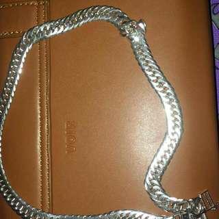 Necklace bangle