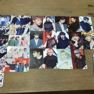 Monsta X Unofficial Photocards UPDATED
