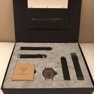 Germany Kerbholz Wooden Watch (limited edition)
