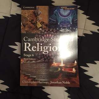 Cambridge Studies Of Religion Stage 6 Third Edition