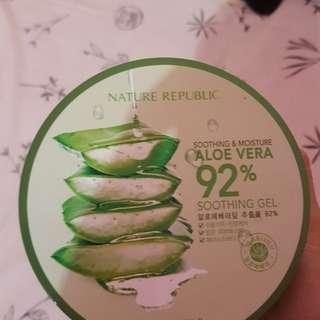 Nature Rep Aloe Vera Gel