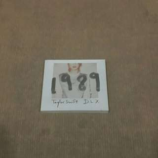 Taylor Swift - 1989 (Limited Edition)