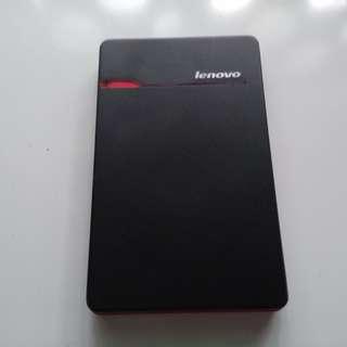 Lenovo External HDD 1 tera
